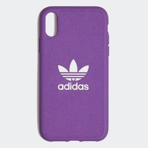 NWT Adidas Trefoil Snap Case for iPhone XR